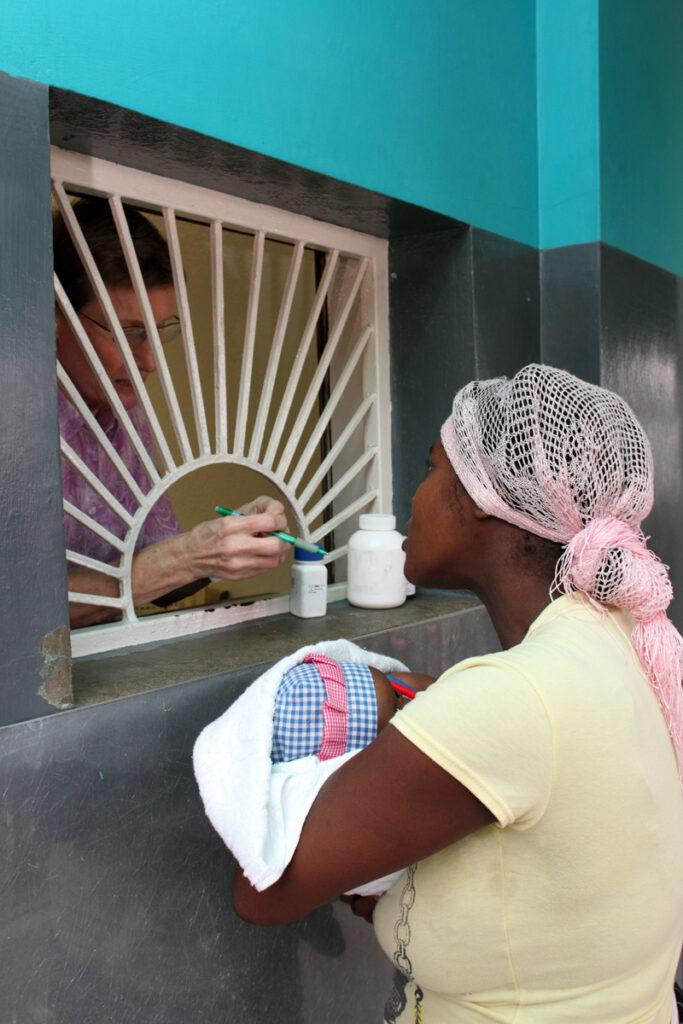 Haitian Health Foundation Jeremie Haiti Kate Whitney Lucey 2019-0112