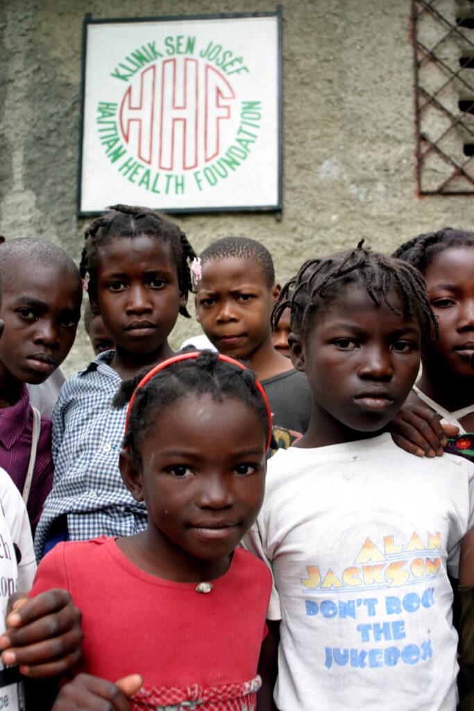 Haitian Health Foundation Jeremie Haiti Kate Whitney Lucey 2019--21