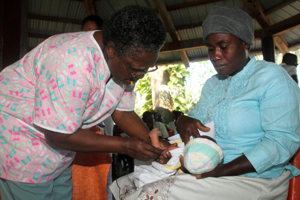 Haitian Health Foundation Jeremie Haiti Kate Whitney Lucey 2019-2120