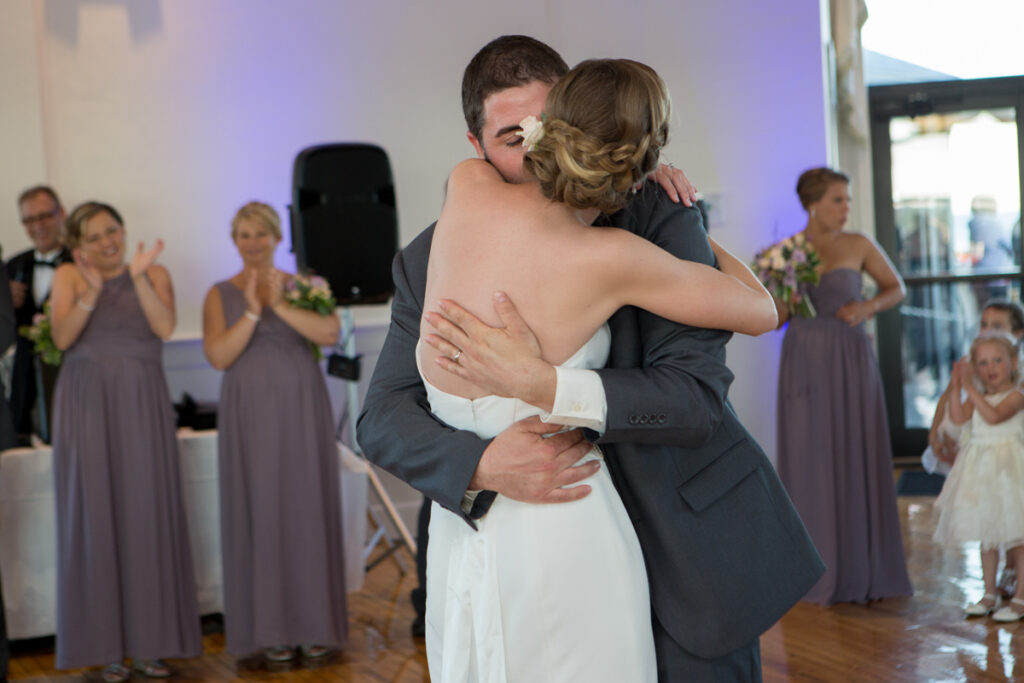 kate whitney lucey eastons beach wedding reception newport ri l-1124