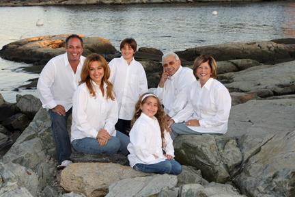 kate whitney lucey family portrait photography newport ri--2